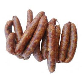 Saucisse fumée artisanale traditionnelle - 1 Kg - Charcuterie Soubadou