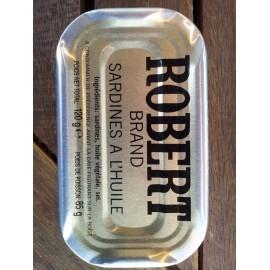 Sardines à l'huile ROBERT