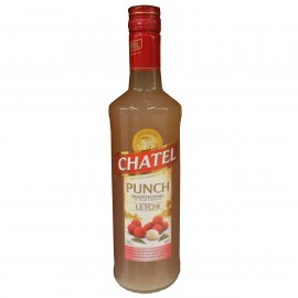 Punch CHATEL - Letchi - 70 cl