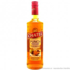 Punch CHATEL - Punch des Iles - 70 cl