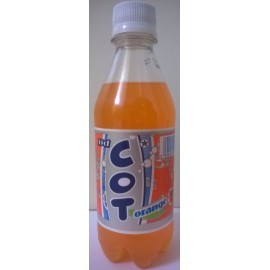 Limonade COT orange - 33 cl