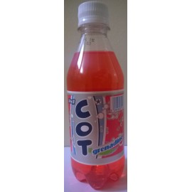 Limonade COT grenadine - 33 cl