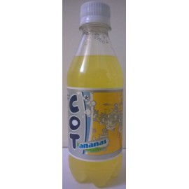 Limonade COT ananas - 33 cl