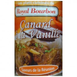 Canard à la vanille Royal Bourbon 300g