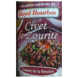 Civet zourite Royal Bourbon 400g