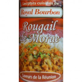 Rougail de morue Royal Bourbon 350g