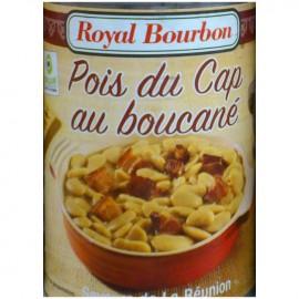 Pois du cap au boucané Royal Bourbon 840g