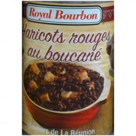 Haricots rouges au boucané Royal Bourbon 250g
