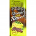 Chocolat lait fourré banane Mascarin 100g