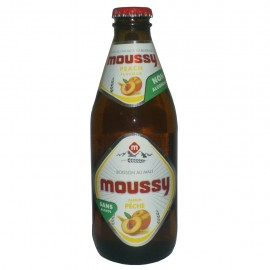 Moussy pêche 33cl
