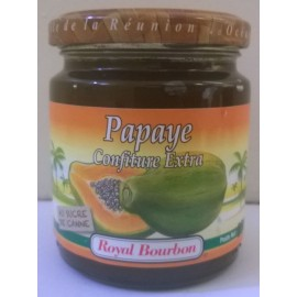 Confiture de papaye - bocal de 250 g