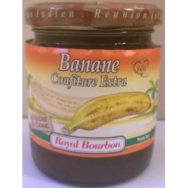 Confiture de banane - bocal de 250 g