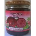Gelée de goyaviers rouges sucré/salé - bocal de 190 g
