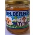 Miel de fleurs de la Réunion 250g