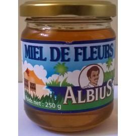 Miel de fleurs Albius - 250g