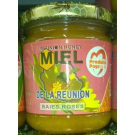 Miel de la Réunion, Baies roses 250g