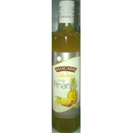 Sirop MASCARIN Sélection parfum ananas 50 cl
