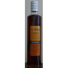 Sirop de canne MASCARIN spécial cocktail 50 cl
