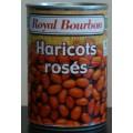 Haricots rosés Royal Bourbon 250g
