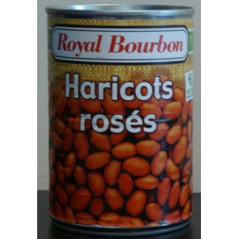 Haricots rosés Royal Bourbon 1/2