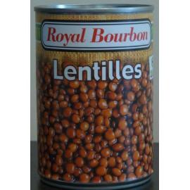 Lentilles Royal Bourbon 1/2