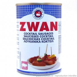 Saucisses cocktail ZWAN au Porc