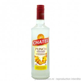 Punch CHATEL - Citronnade - 70 cl