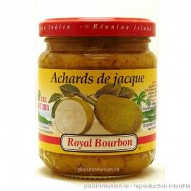 Achards de jacque Royal Bourbon 200g