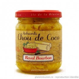 Achards de chou de coco Royal Bourbon 200g