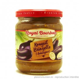Rougail bringelle Royal Bourbon 200g