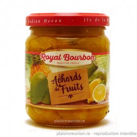 Achards de fruits Royal Bourbon 200g