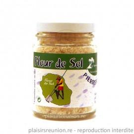 Fleur de sel au zeste de citron- 80 g
