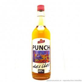 Punch CHATEL - Punch des Iles 20 % - 1 L