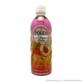 Pokka thé glacé à la pêche 50cl