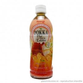 Pokka thé glacé au letchis 50cl