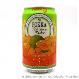 Pokka thé glacé au melon 33cl