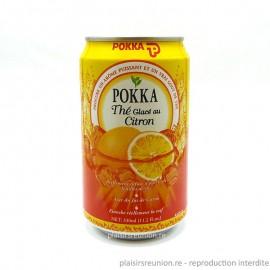 Pokka thé glacé au citron 33cl