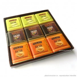 Chocolats assortiment degustation Mascarin 70g
